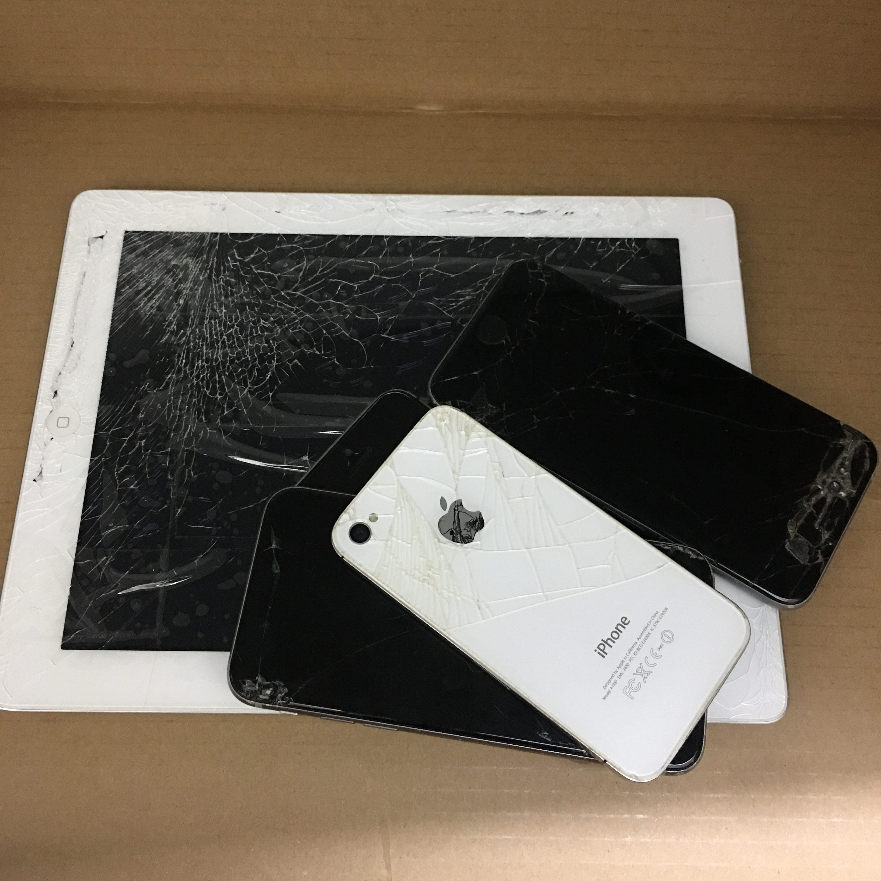 iphone ipad ジャンク