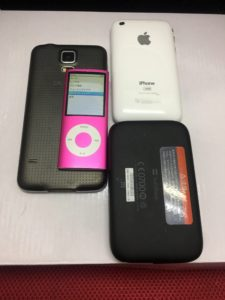 ipod nano (第4世代) iphone 3gs 203z scl23 isw13ht