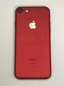 iPhone7 PRODUCT(RED)