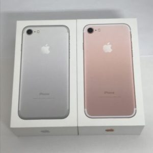 iPhone7 Silver RoseGold