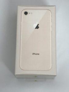 iPhone8 64GB au