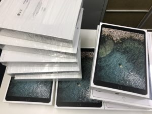 大量買取 iPad Pro