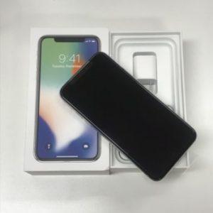 新品 iPhoneX