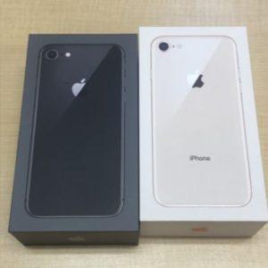 新品 iPhone8